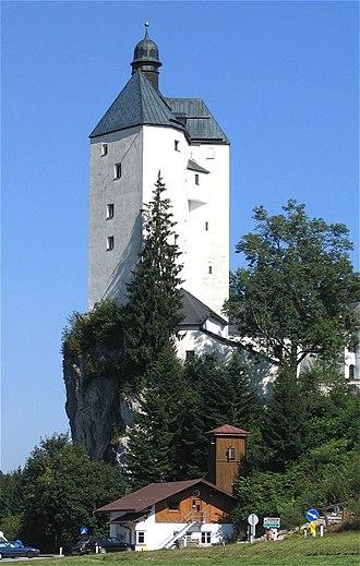 Mariastein, Tyrol - Image: Mariastein Tirol 1