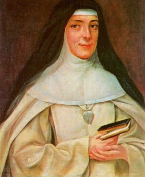 Mary Euphrasia Pelletier - Portrait of Sister Mary of Saint Euphrasia Pelletier