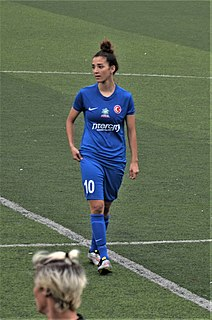 Mariem Houij association football player (1994-)