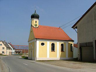 Erlenmoos - Chapel of the Virgin Mary