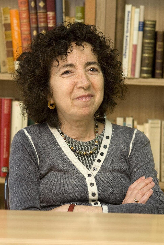 Marilar Aleixandre. Foto da AELG
