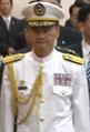 Marine Corps (ROCMC) Lieutenant General Pan Chin-lung 海軍陸戰隊中將潘進隆 (20150626 總統出席104年下半年陸海空軍將官晉任布達暨授階典禮 0m20s).png