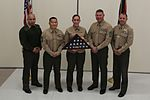 Marine completes more than 300 volunteer hours while maintaining exemplary role in Corps 151113-M-RH401-032.jpg