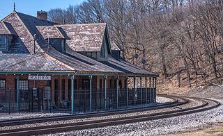 Norfolk & Western Railway Depot