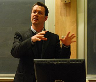 Mark Turin - Mark Turin lecturing at Dartmouth College, February 2013