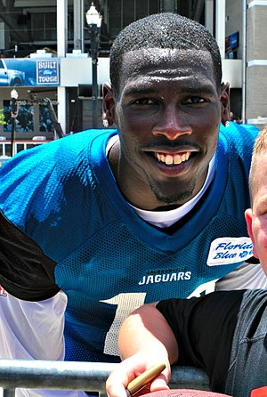Marqise Lee - Lee at 2014 Jacksonville Jaguars training camp
