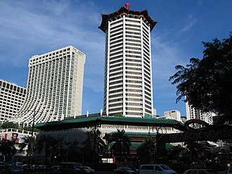Tang Choon Keng - Marriott Hotel, Singapore (formerly the Dynasty Hotel) and Tang Plaza were built in 1982 to expand Tang Choon Keng's business on Orchard Road.