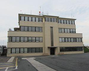 Martin State Airport - Martin State Airport Terminal