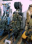 Martin Baker 9B1 Mk. 3 ejection-seat of a Harrier. 3 ejection-seat of a Harrier.JPG