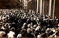 Masovia 100. Stiftungsfest 1930 Einzug in die Albertina.jpg