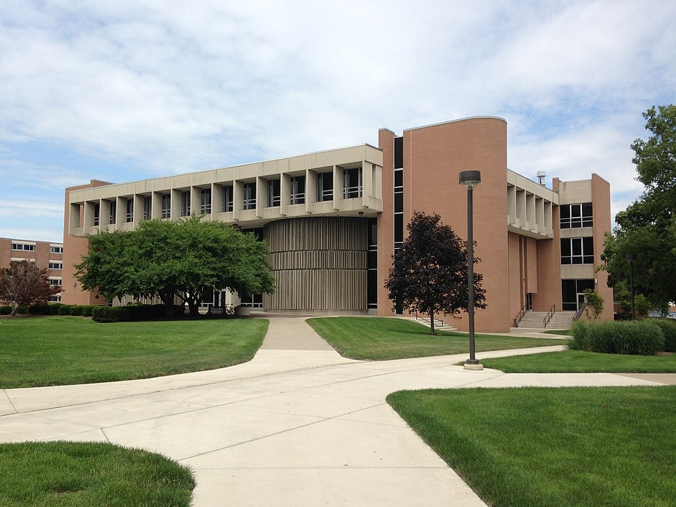 Math-Sciences Building (BGSU)