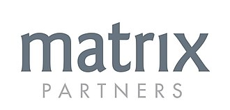 Matrix Partners - Matrix Partners logo