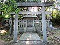 Matsudaira Sadatsuna's Grave in Kuwana.jpg