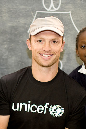 Matt Dawson - Image: Matt Dawson UNICEF cropped