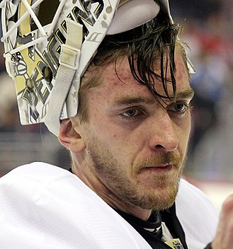 Matt Murray (ice hockey) - Murray's first game against the Washington Capitals on March 1, 2016