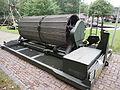 Mattenlegmodule voor verharding van wegen, Geniemuseum Vught, photo 3.JPG