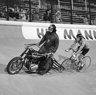 Mattheus Pronk - Mattheus Pronk at the World Championships 1979