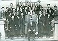 Maturanti Učiteljske škole u Negotinu 1925.jpg