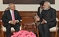 Maumoon Abdul Gayoom, Former President of Maldives, meets PM Modi.jpg