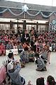 Mauricio Macri asistió a la fiesta inaugural de la Escuela Infantil Nª 12 de Villa Soldati (7296856352).jpg
