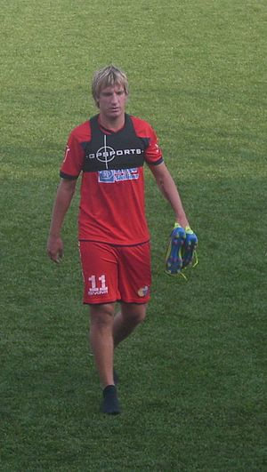 Maxi López - López with Catania in 2011
