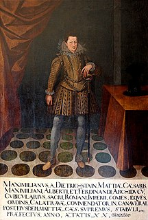 Maximilian, Prince of Dietrichstein German prince member of the House of Dietrichstein