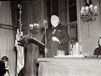 Bernard F. Dickmann - Mayor Bernard Dickmann, 1939