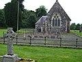 McClintock family graves plot, Seskinote - geograph.org.uk - 937273.jpg