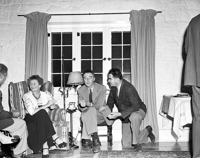 McKibbon, Oppenheimer and Weisskopf