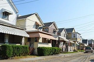 East Vandergrift, Pennsylvania Borough in Pennsylvania, United States