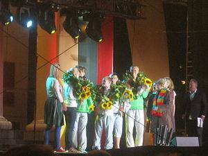Medalists and Grybauskaite (4).JPG