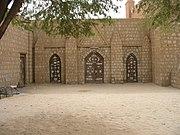桑克尔清真寺的大门