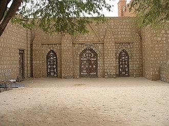 Sankore Madrasah - Image: Medersa Sankore