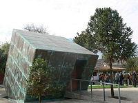 Memorial DDHH Chile 77 rieles Villa Grimaldi.jpg