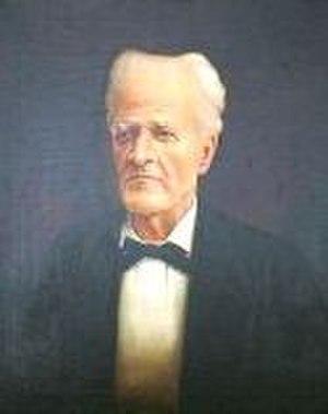 Antonio Menchaca - Portrait of Antonio Menchaca