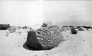 Ventifact - Image: Mendenhall 1905 USGS