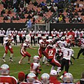 Mentor Cardinals at Cleveland Browns Stadium (6811693266).jpg