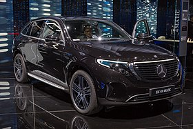 Mercedes Benz Eqc Wikipedia
