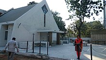 Methodist Church in Gandhinagar capital city of Gujarat.