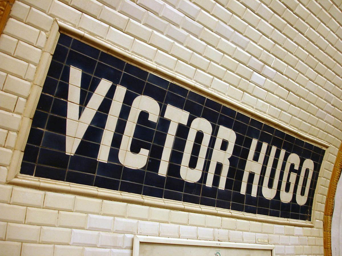 Estaci 243 N De Victor Hugo Wikipedia La Enciclopedia Libre