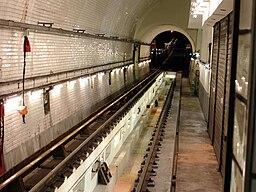 Metro de Paris - Ligne 7bis - Pre-Saint-Gervais 08