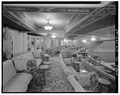 Mezzanine loge, looking west. (July 1991) - Fox Theater, Seventh Avenue and Olive Way, Seattle, King County, WA HABS WASH,17-SEAT,11-25.tif