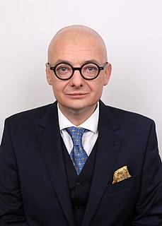 Michał Kamiński Polish politician