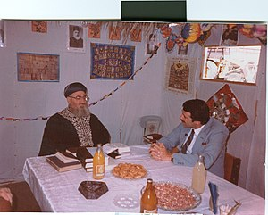 Michael D Evans Celebrating the Feast of Tabernacles with the Chief Rabbi of Jerusalem (5912260205).jpg