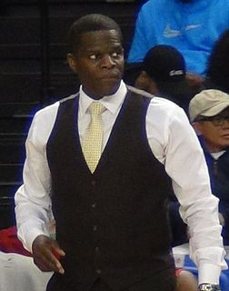 Michael Huger American basketball player and coach