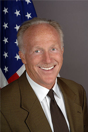 United States Ambassador to Sweden - Image: Michael M Wood