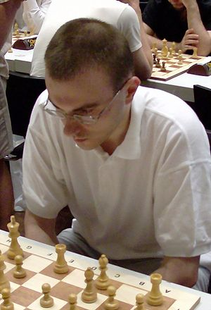 Michael Prusikin, German chess grandmaster