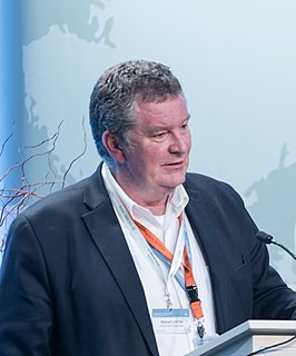 Michael J. Ryan (doctor) Irish doctor and Chief Executive Director of the WHO Health Emergencies Programme