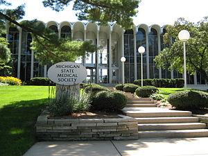 Michigan State Medical Society - Michigan State Medical Society headquarters