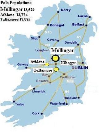 Midlands Gateway - Image: Midlands Gateway Mullingar Tullamore Athlone
